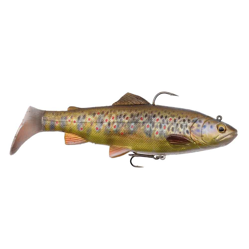 Details about  /Savage Gear 4D Trout Rattle Shad Lure 17cm 80g ALL COLOURS Fishing tackle